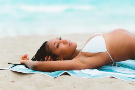 girl bikini without razor burn